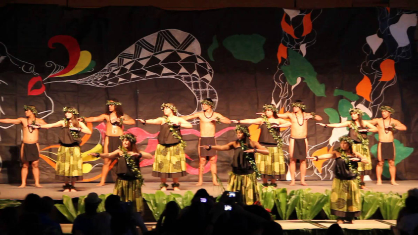 sou luau hawaii club