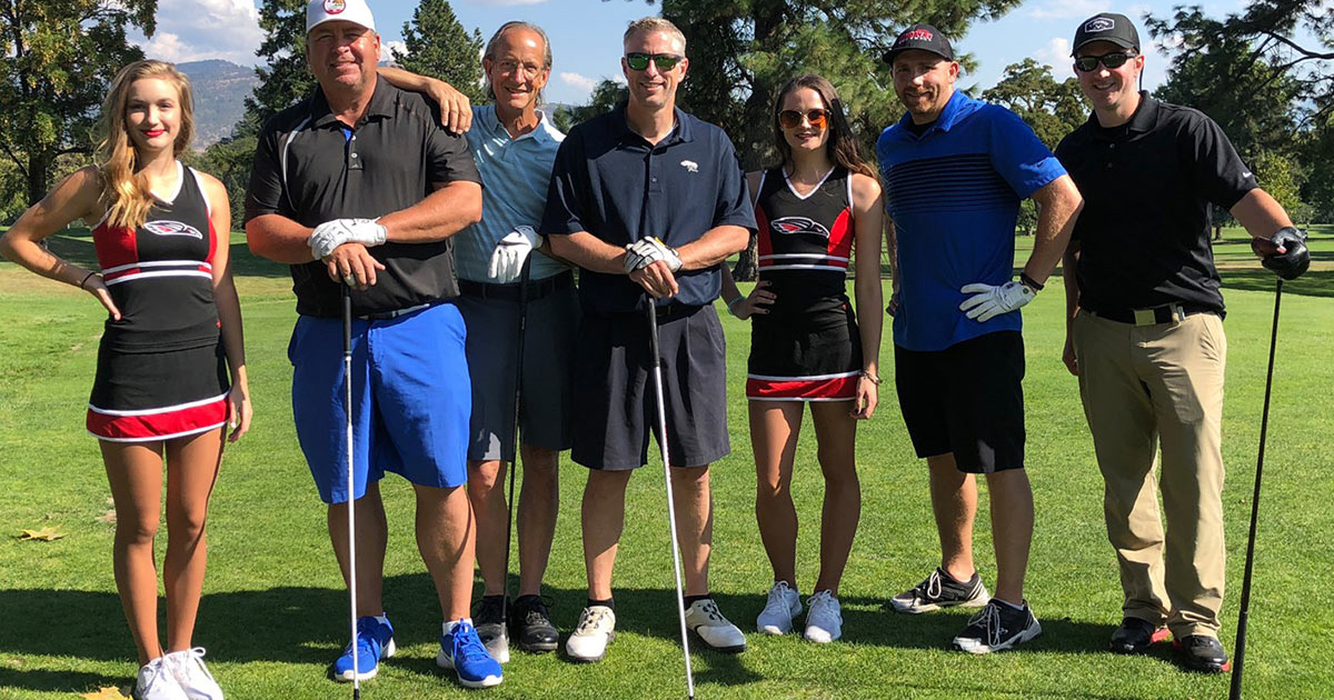 SOU Golf Benefit