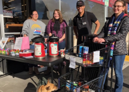 SOU-Rotaract fundraising for ShelterBox