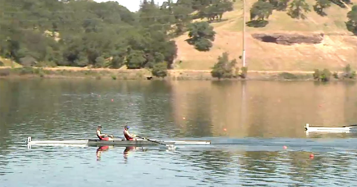 SOU crew wins women's pair category at rowing championships