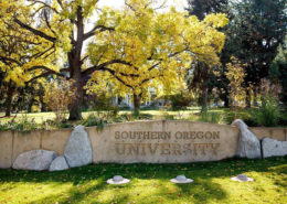 SOU welcome sign-open forums are this week