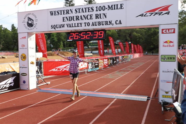 SOU's Alison Burke finishes Western States Endurance Run