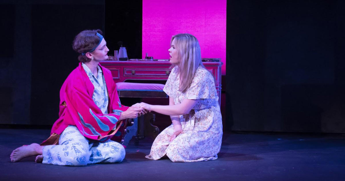 """""""Angels in America"""" is one of two plays performed this month by SOU students"""