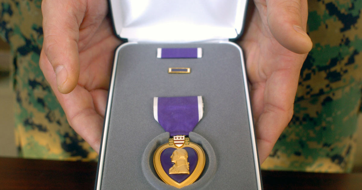 SOU to adopt Purple Heart proclamation