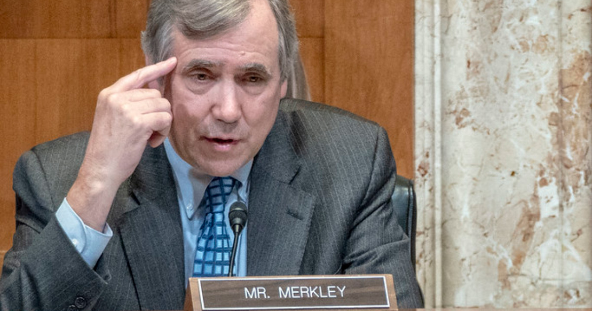 U.S. Sen. Jeff Merkley, who will visit SOU for Friday's town hall meeting