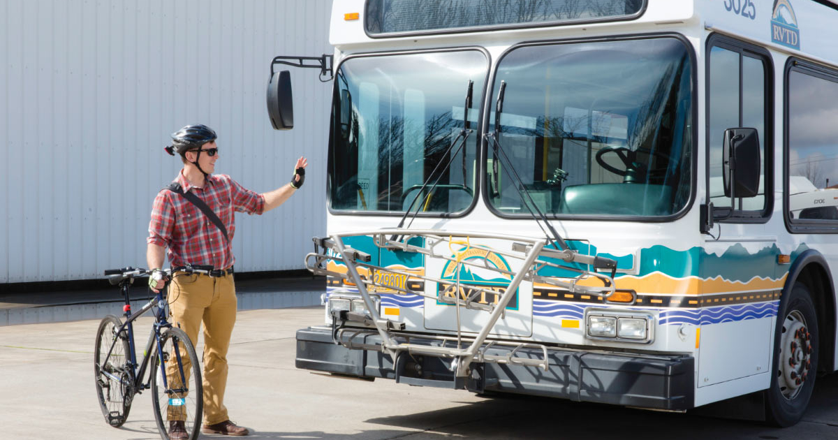 Use of RVTD bus passes is on the rise at SOU