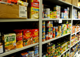 The Governor's Food Drive at SOU will help students with unreliable access to food