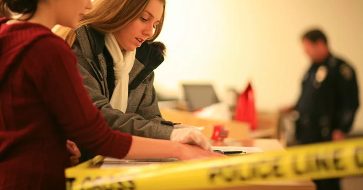 SOU's Lock-In event for criminology students is Friday