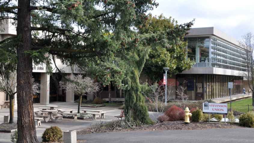 SOU's Stevenson Union, which will host a Pub Night