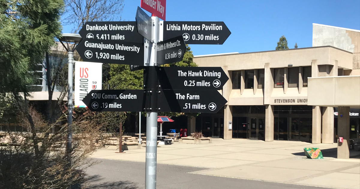 SOU's Navigate app will help students track obligations