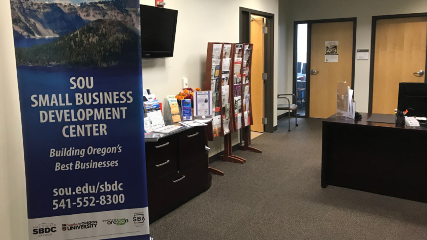 SOU's Small Business Development Center