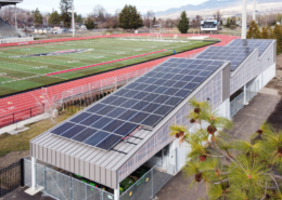 New storage facility checks the solar and recycling boxes