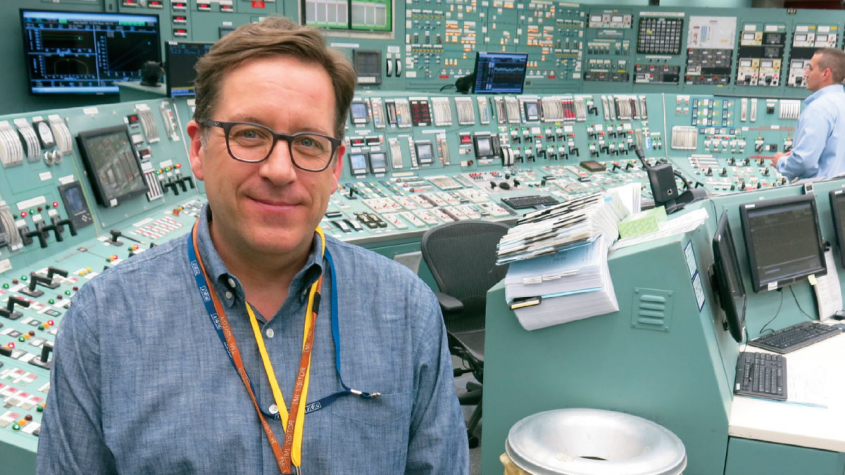 NPR reporter and SOU alum Jeff Brady