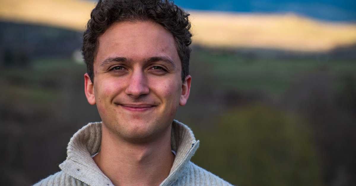 Jack Diab is an intern with the NASA Jet Propulsion Laboratory