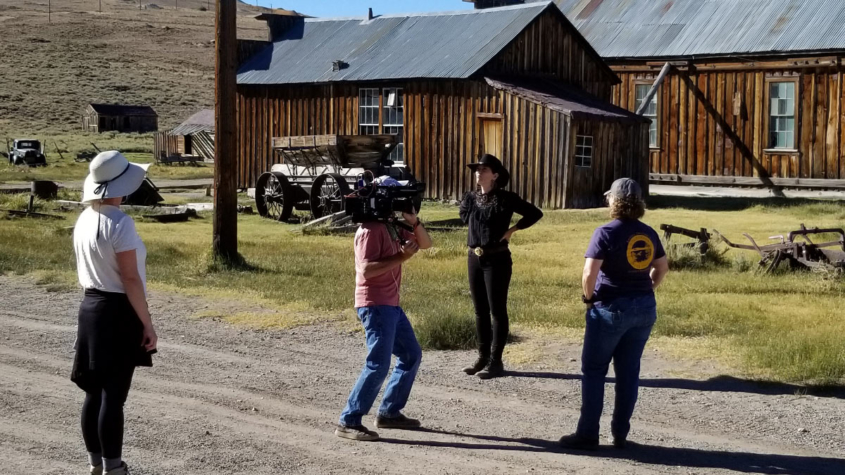 SOU's Chelsea Rose on National Geographic series