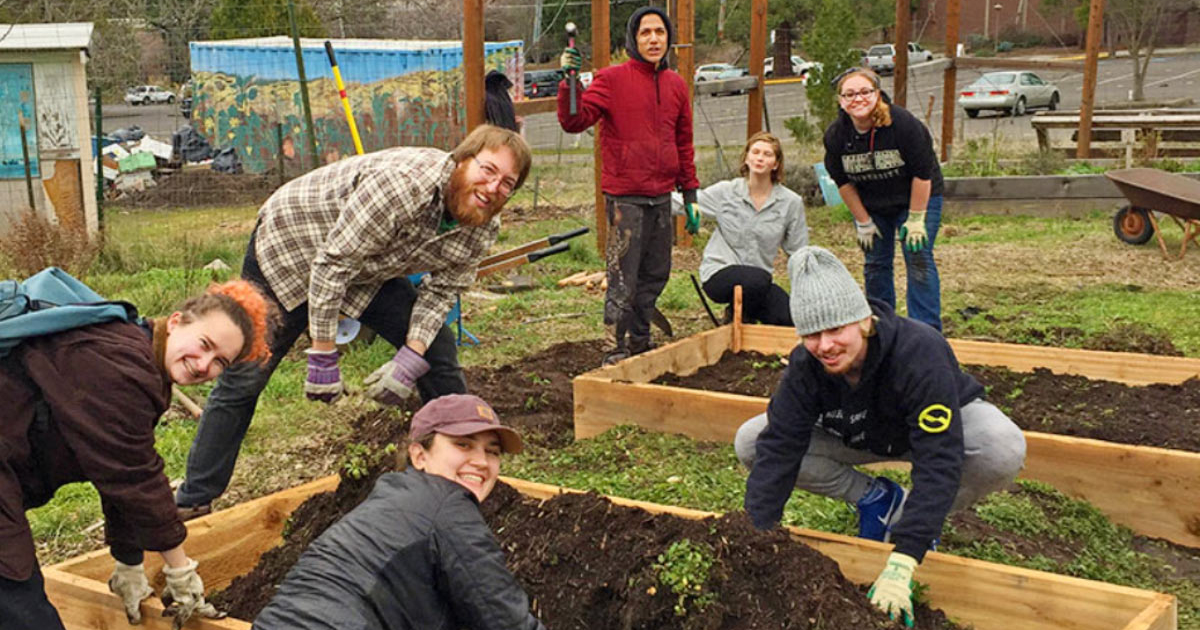 Sustainability Month lasts through October