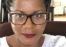 Toya Cooper is SOU's first-ever Vice President for Equity, Diversity and Inclusion
